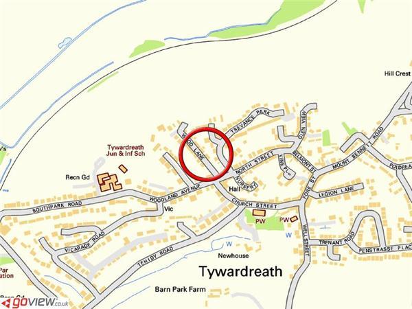 Wood Lane Tywardreath