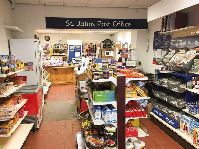 Station Road St Johns