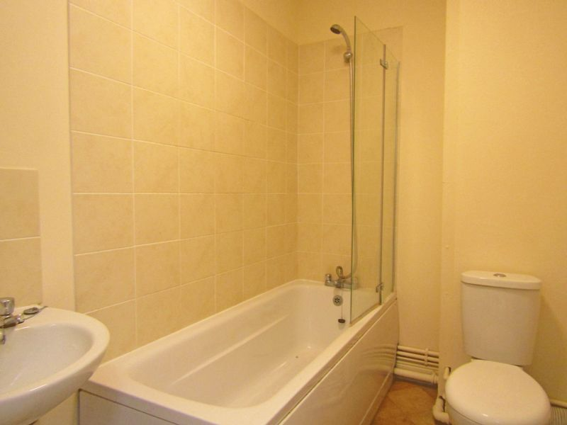 Upstairs Flat Bathroom