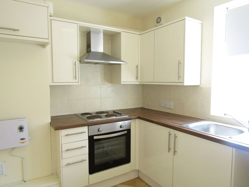 Upstairs Flat Kitchen