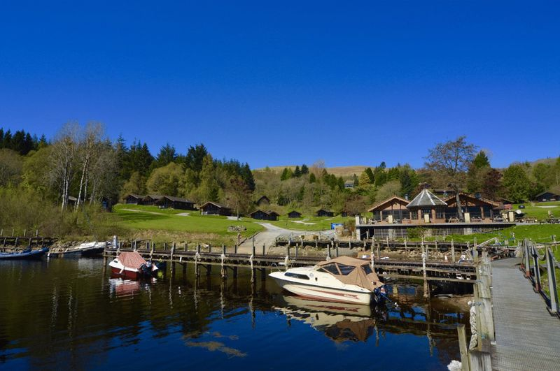 Loch Tay Highland Lodges Milton Morenish Estate