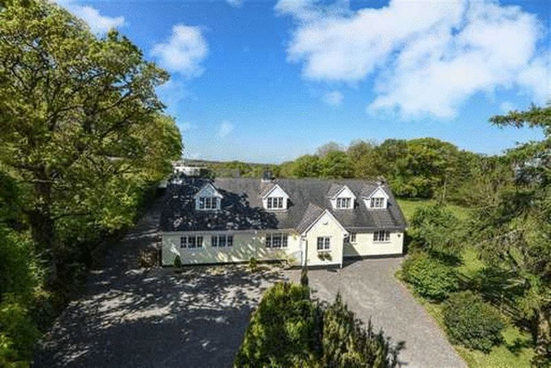 5 Bedrooms Property for sale in Exbourne, Devon