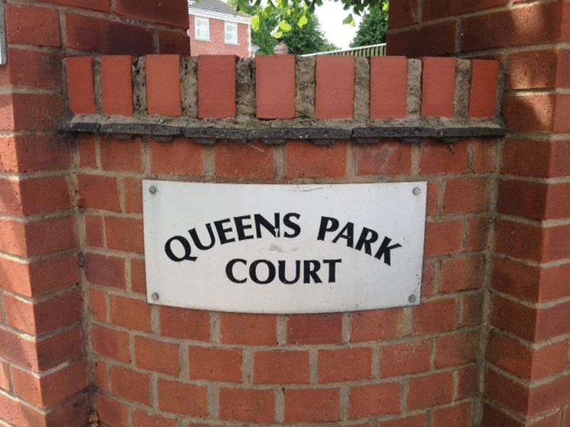 Queens Park Court, London Road
