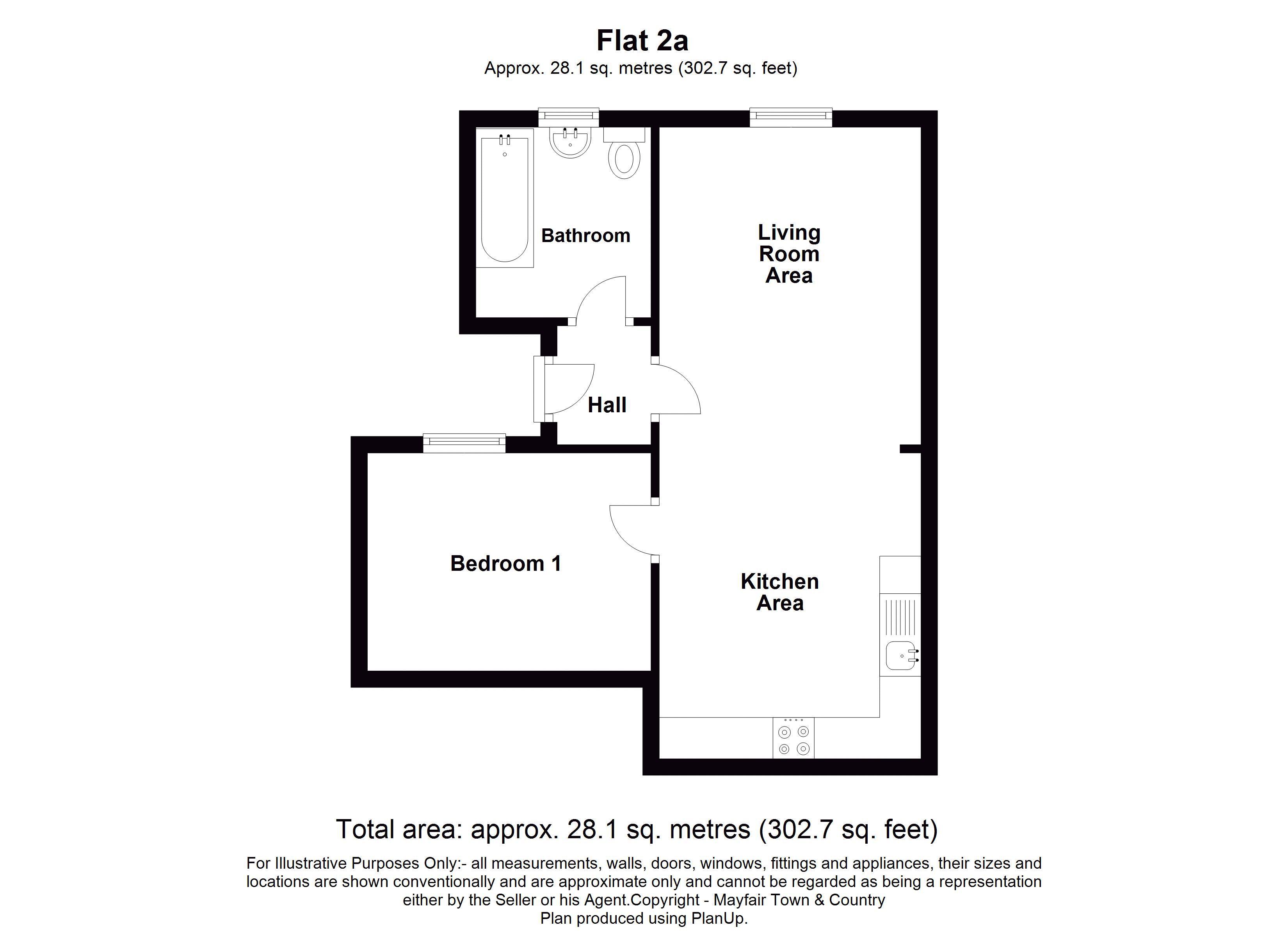 Flat 2A