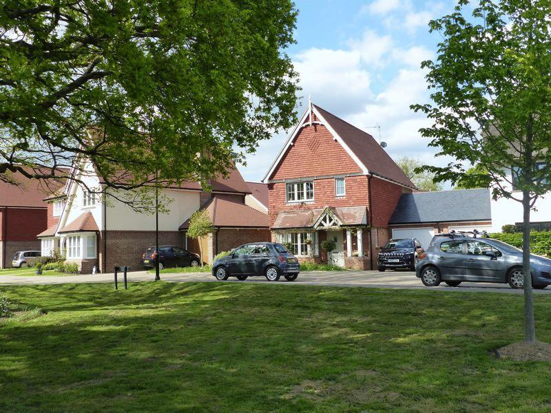 Bramble Close Barns Green