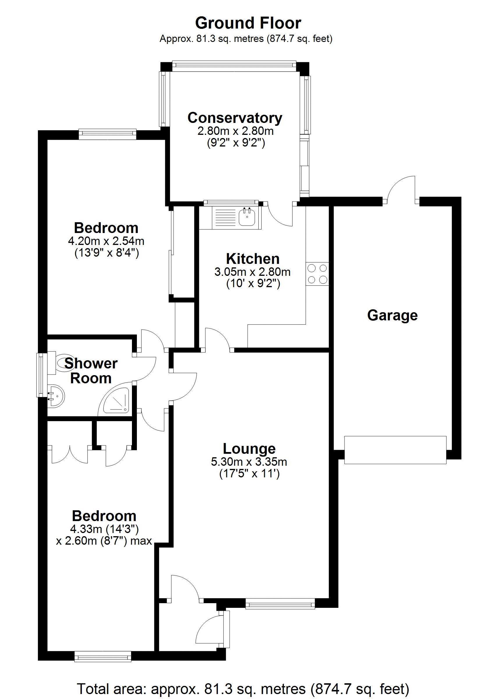 6 Fleming Court Floor Plan