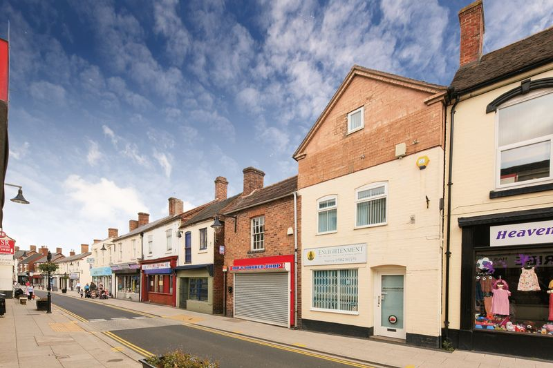 High Street Dawley