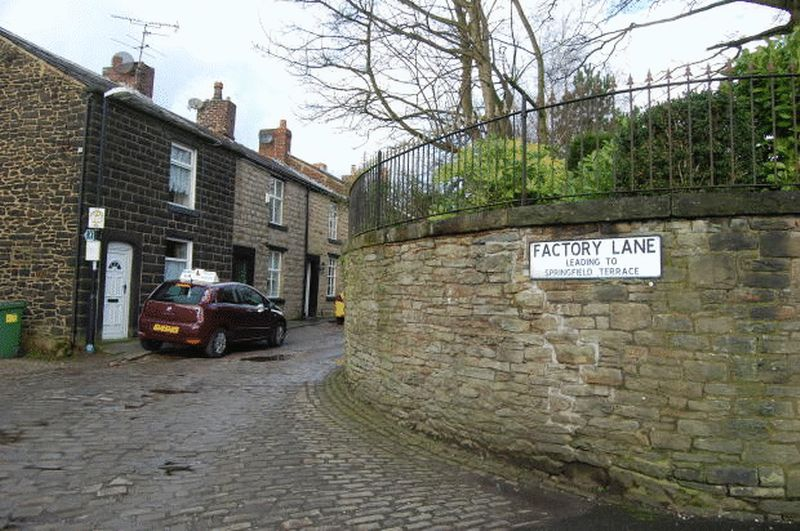 Factory Lane Heath Charnock