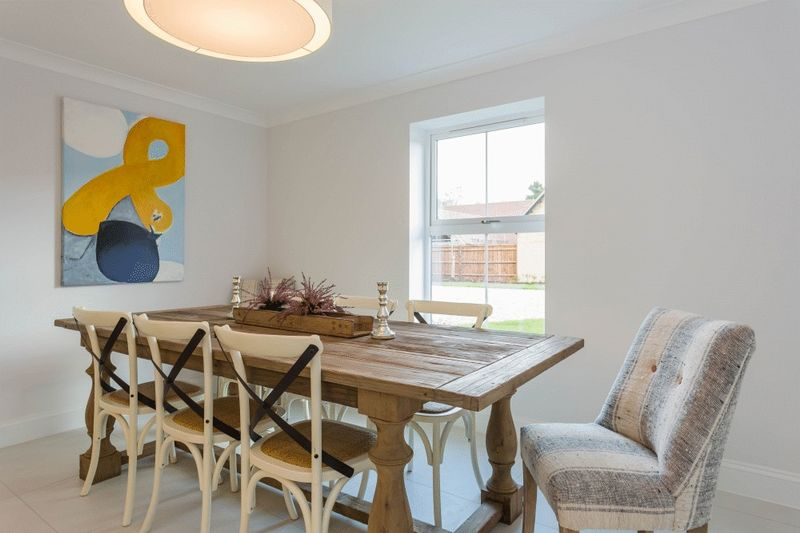 Dining Area - Show Home
