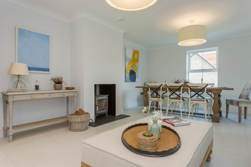 Family and Dining Area - Show Home