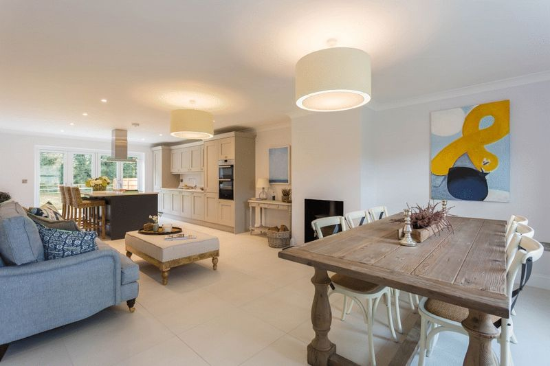 Kitchen/Family/Dining Room - Show Home