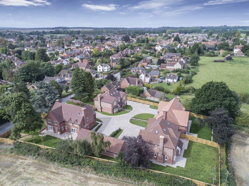 Blenheim Hill, Harwell