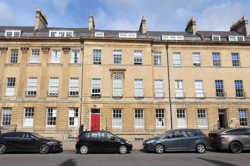 33 Great Pulteney Street