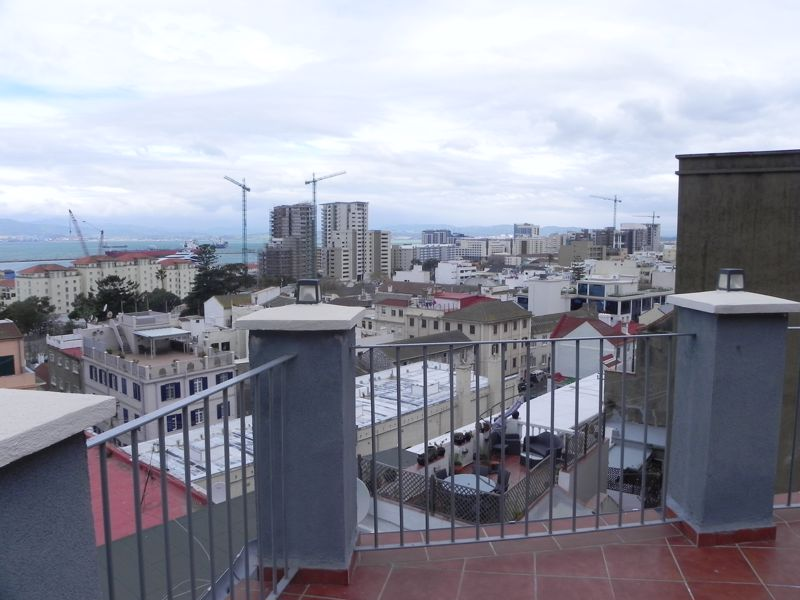 Morello's Ramp Upper Town
