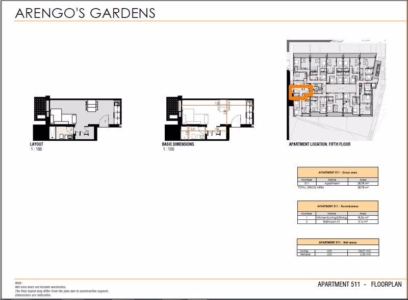 Arengos Gardens Upper Town