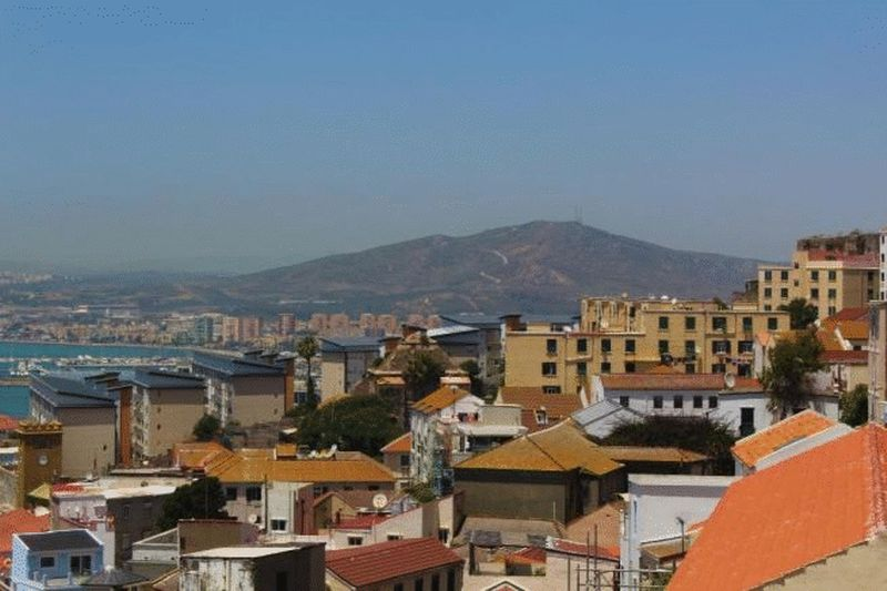 Morrellos Ramp Upper Town