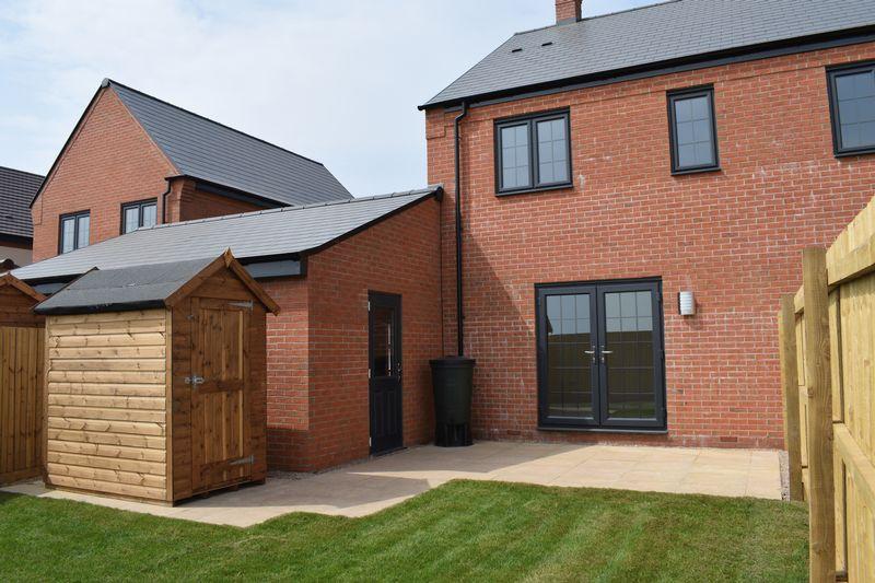New Meadow Road Lightmoor Village