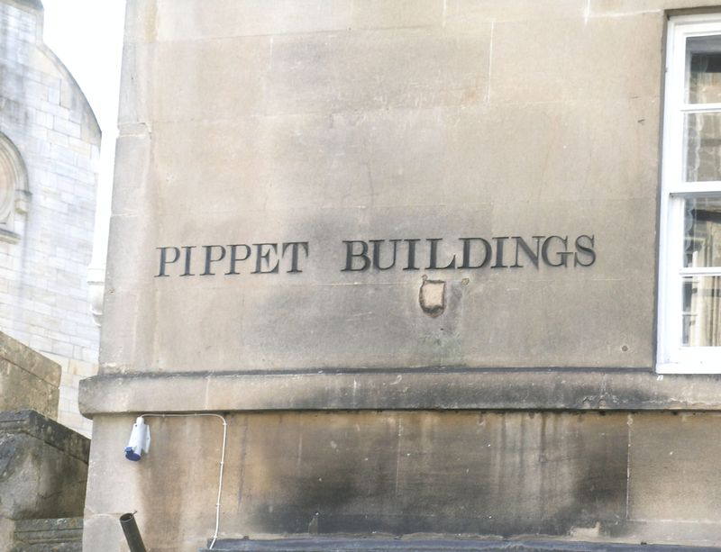 Pippet Buildings Sign