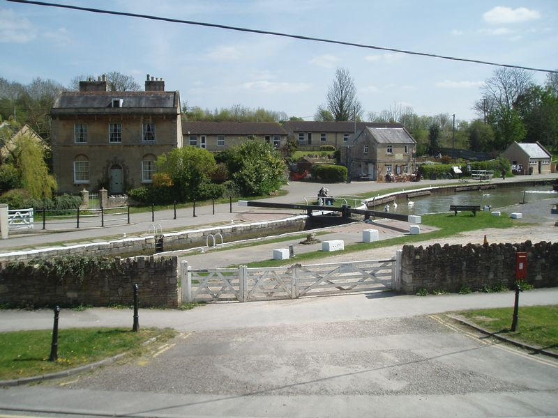 View Of Lock (Summer)