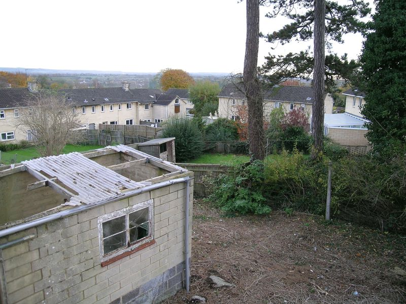 Rear View From First Floor