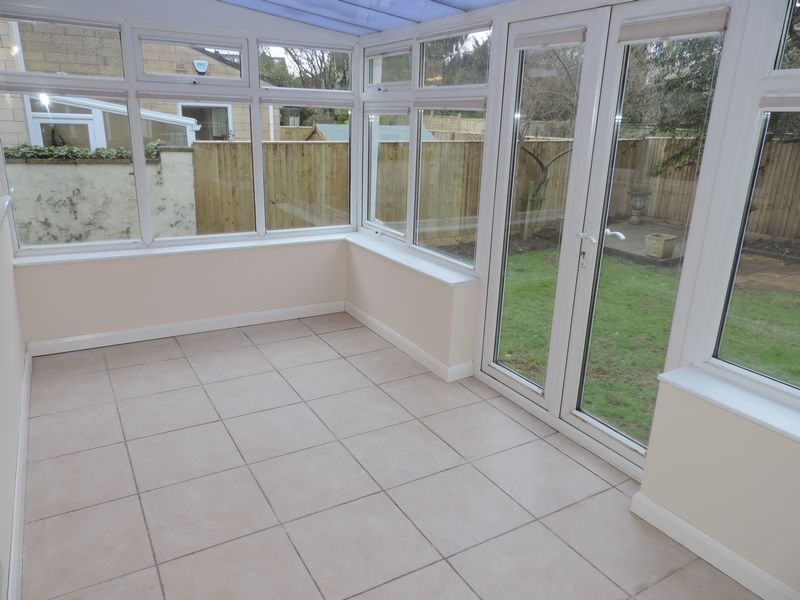 South Facing Conservatory