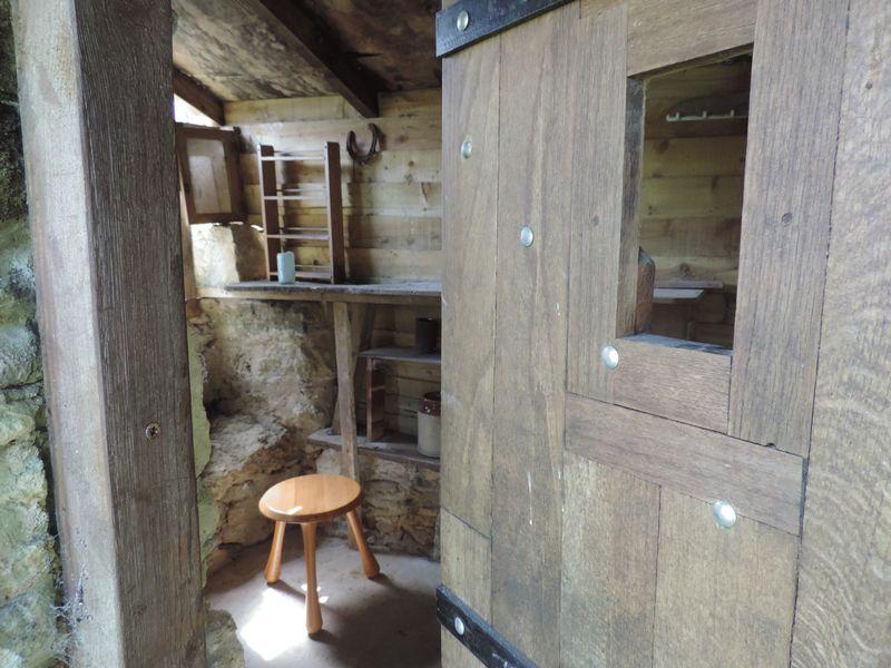 Stone Outbuilding
