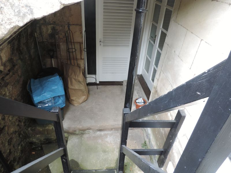 Undercroft Storage Space