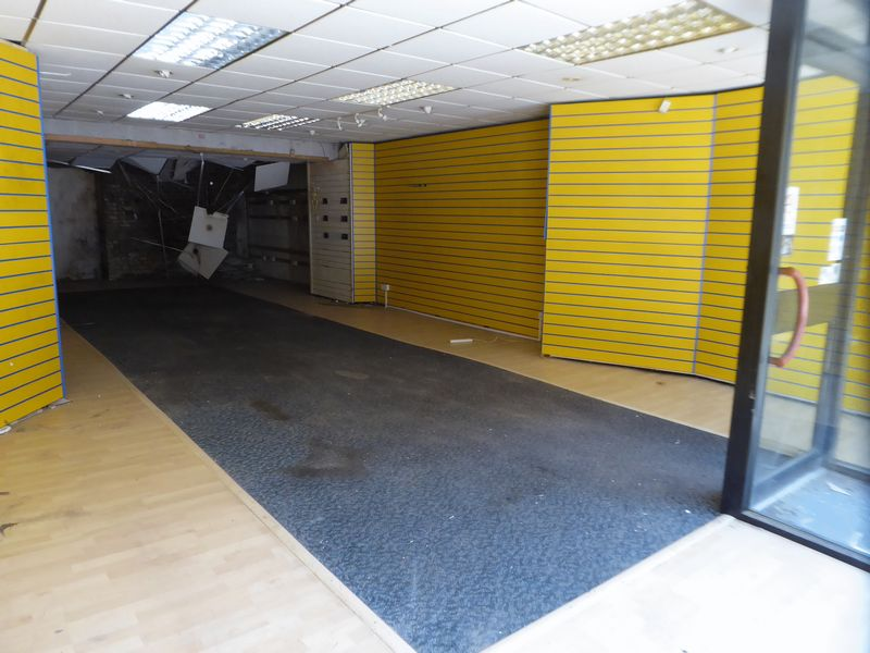 Ground floor - Sales area