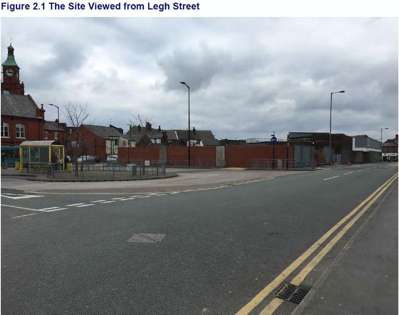 Legh Street Newton-Le-Willows