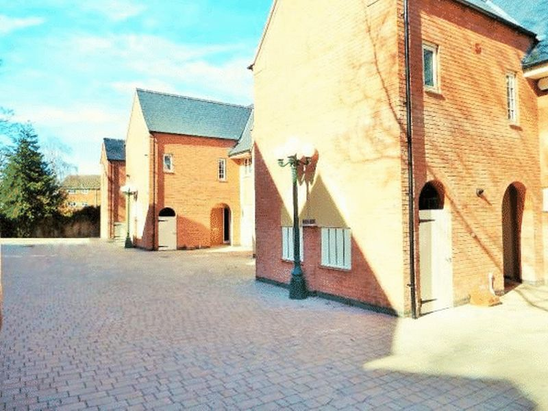 Steeple Row Loughborough