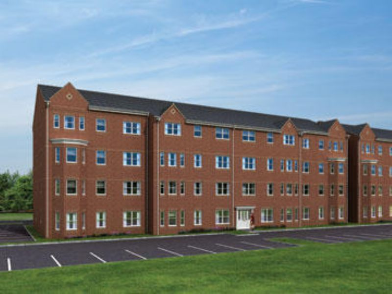 2 Bedrooms Property for sale in Lingwood Court Thornaby, Stockton-On-Tees