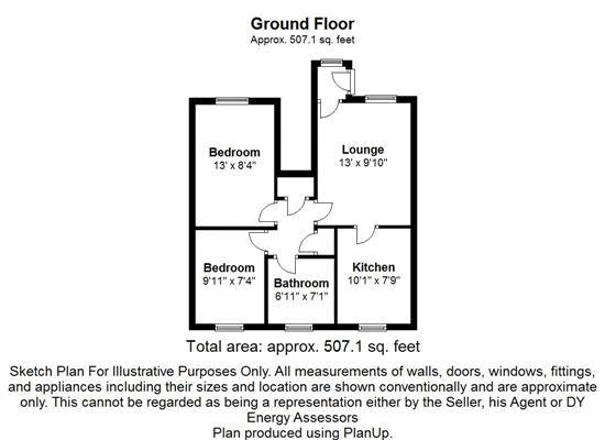 35 Cartwright Gardens Floorplan