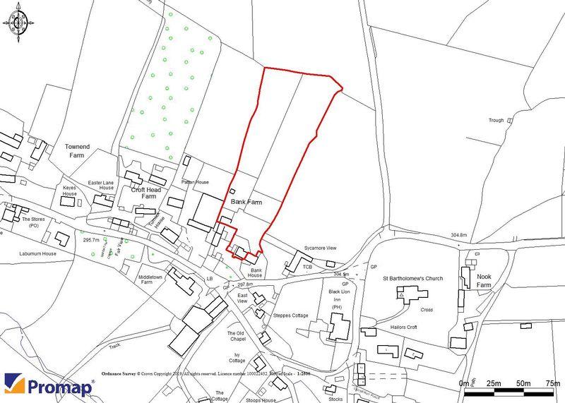 Penfold Lane Butterton