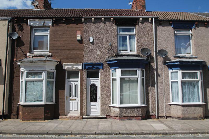 Edward Street North Ormesby