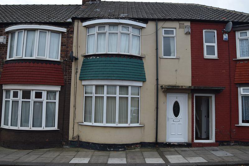 Warton Street North Ormesby