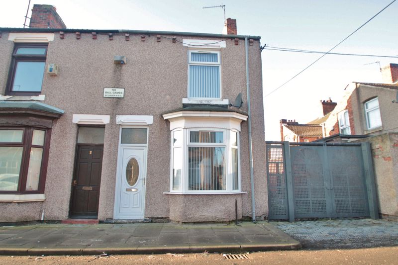 Deacon Street North Ormesby