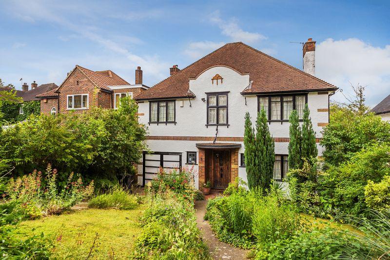 Manor Wood Road