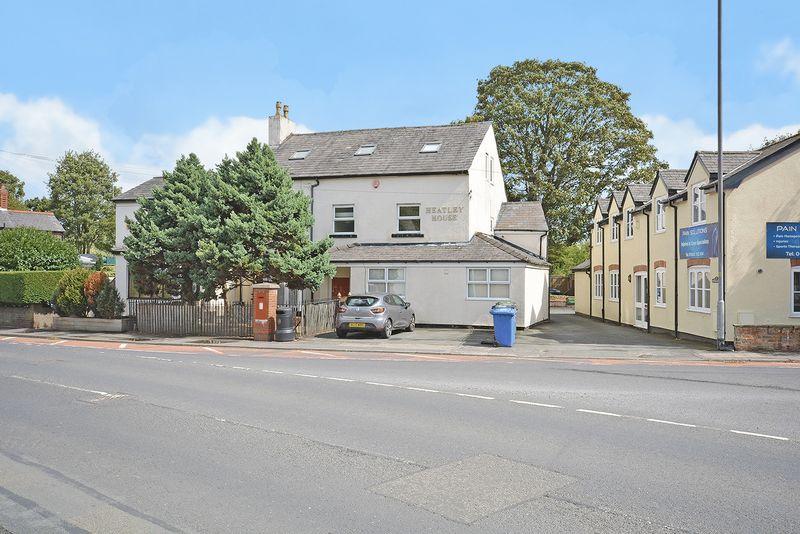 Heatley House Mill Lane