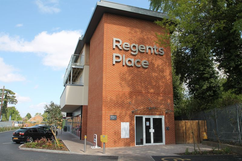 Regents Place Hersham Road