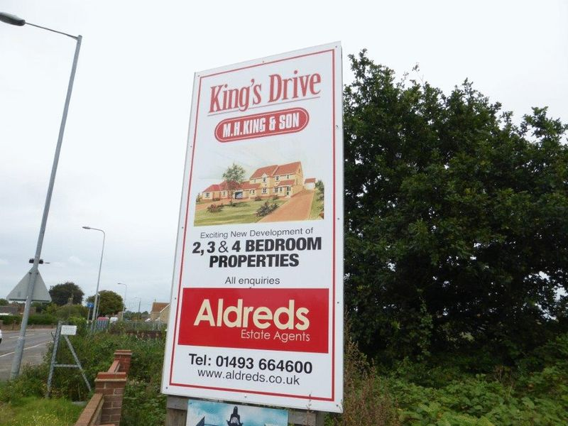 Kings Drive Bradwell