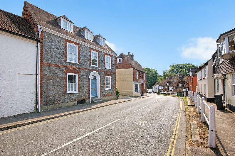 Nearby Wickham Village