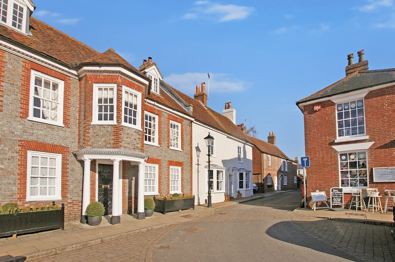 Nearby Wickham Village
