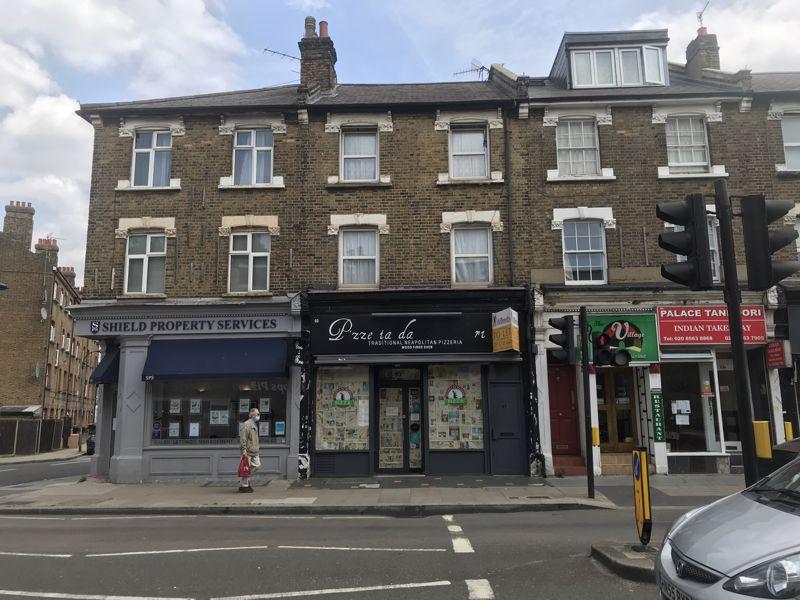 Fulham Palace Road
