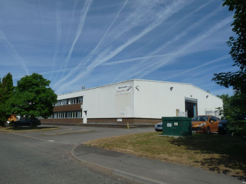 Hargreaves Road Groundwell Industrial Estate