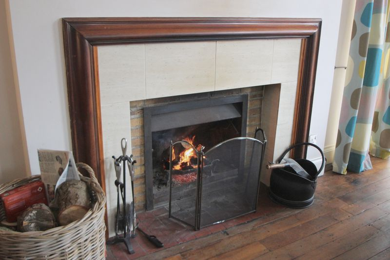 Fireplace in Drawing Room