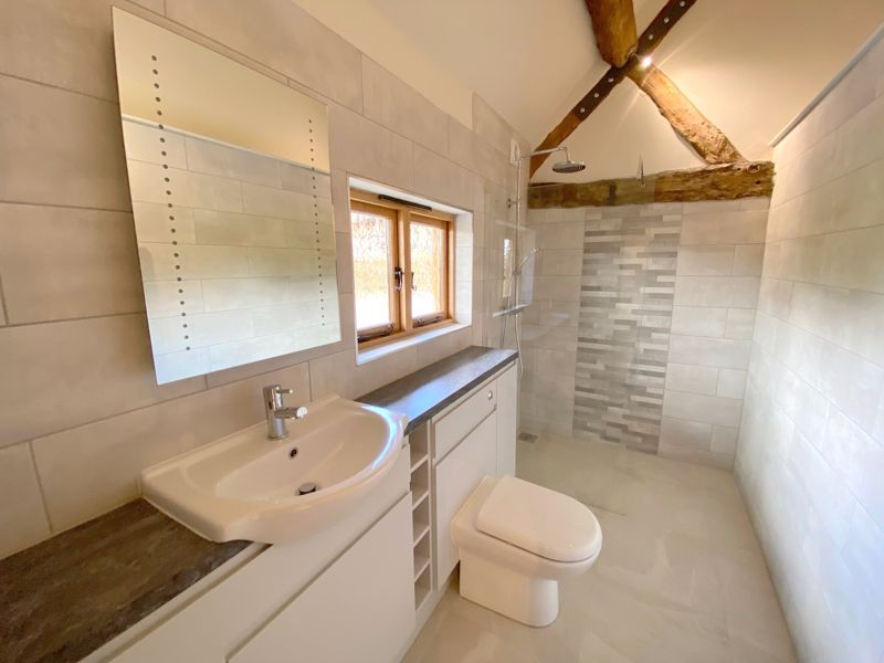 Luxury Ensuite Wet Room