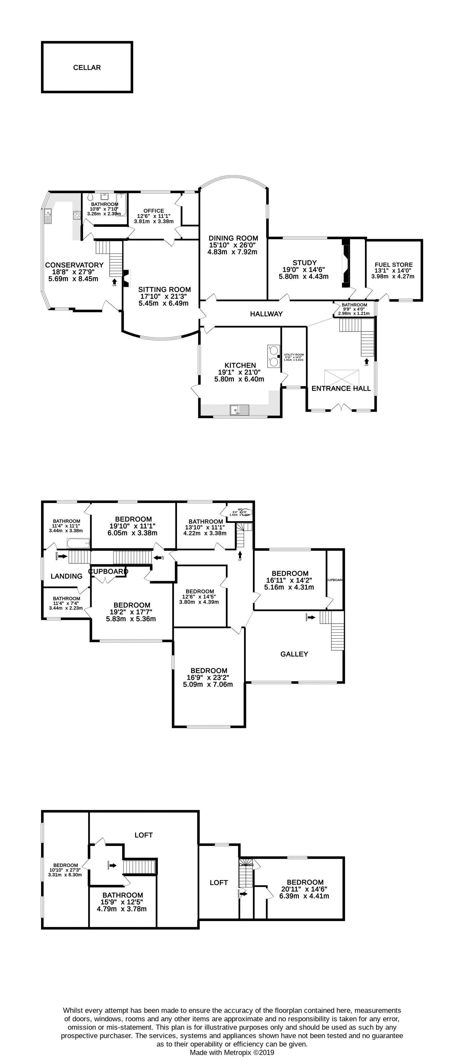 Total Floorplan