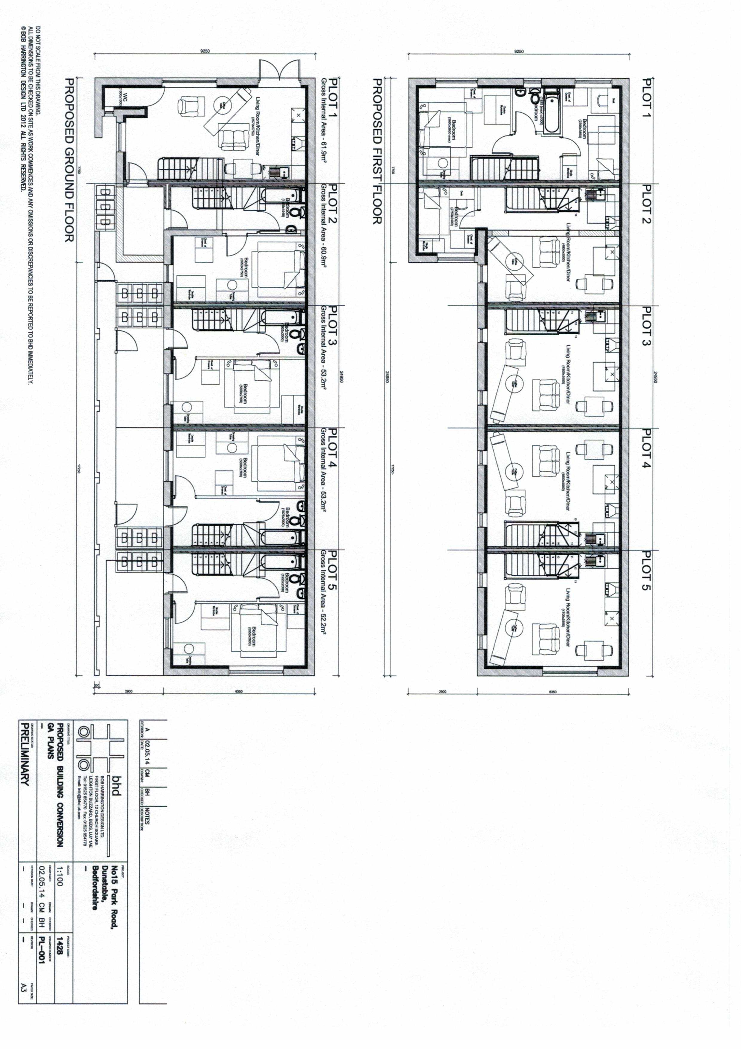 Potential Residential Conversion