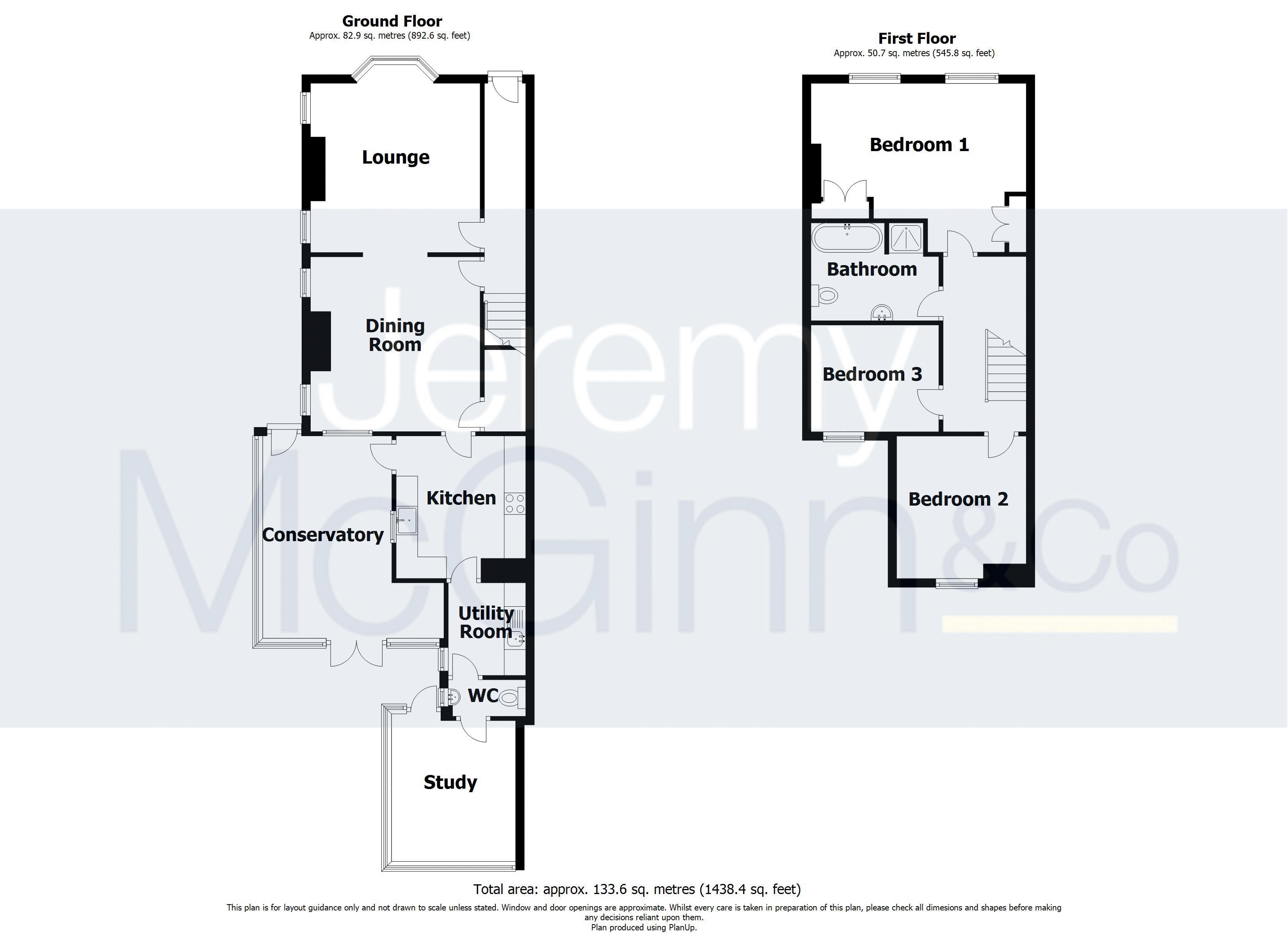 1 Ragley View Floorplan