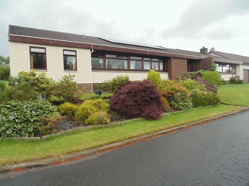 Gainburn Crescent Cumbernauld